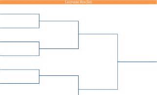 Empty Bracket Template by 2016 Printable Blank Pdf Ncaa Lacrosse Bracket Printable