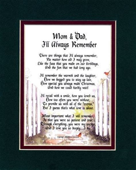 poems for parents happy anniversary and poems i ll