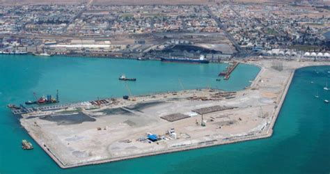 namibia development bank development bank visits walvis bay to inspect port