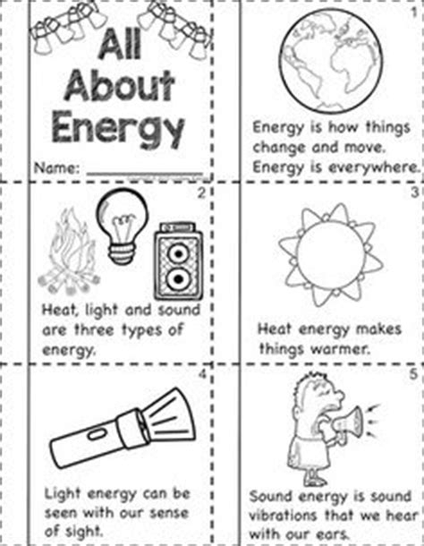 scienceworks energy light heat sound additional