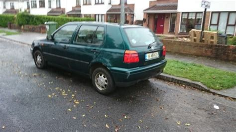 car owners manuals for sale 1996 volkswagen golf parking system 1996 volkswagen golf for sale for sale in lucan dublin from ionut lupu 7165