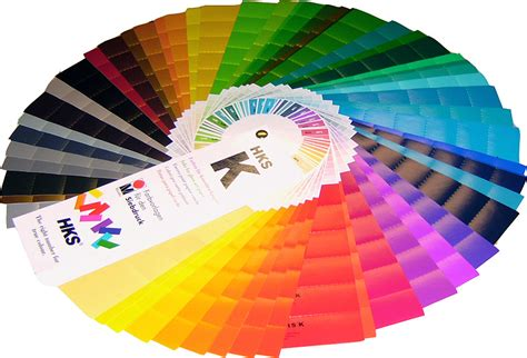 hks in pantone rgb vs cmyk comparing colour spaces 187 saxoprint uk