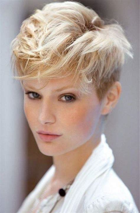 short hair on sides long on top women choppy short hairstyles for older women hair world magazine
