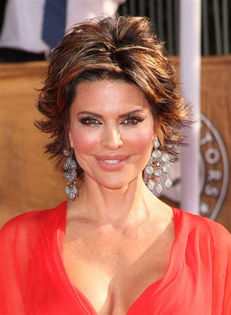 lisa rinna hair 2014 celebrity short hairstyles for women short hairstyles