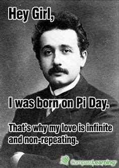 einstein born pi day pi day cute sign at wedding somewhere should say quot our