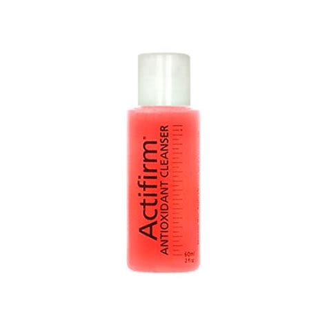 Concentrated Mineral 60ml actifirm antioxidant cleanser 60ml