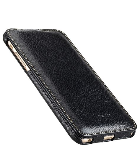 Premium Leather Black Softcase Waterproof Iphone 5 6 7 7plus Te apple iphone 6 plus 6s plus 5 5 quot mobile cases