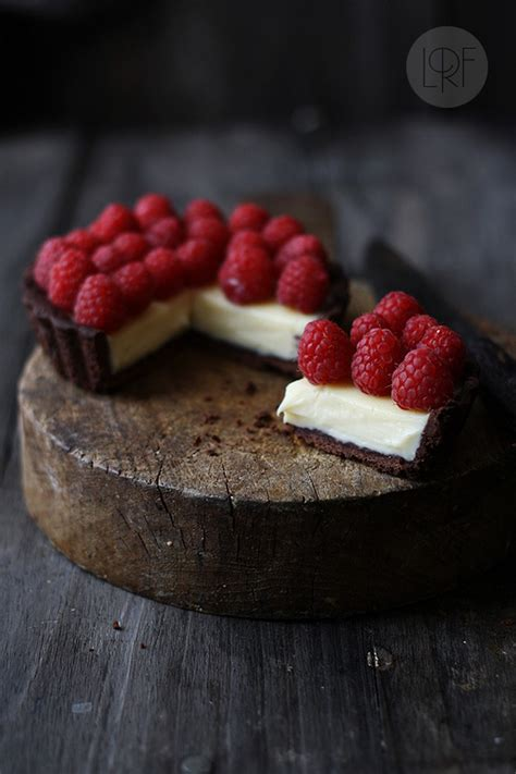 chocolate raspberry tart happy national raspberry tart day try one of these 41