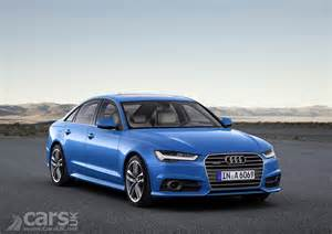 audi a6 a6 avant a7 get a minor facelift and