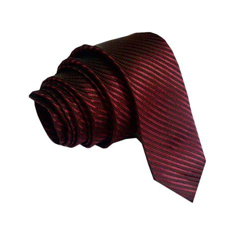Vm Dasi Fashion Slim Merah Polos Bintik Slim Tie Maroon jual vm fashion slim polos motip garis merah maroon dasi