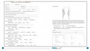 Milady Here S How To Nail Your Bridal Consultation Every