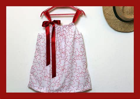 como hacer un vestido de invierno para nena de 4ao c 243 mo hacer un vestido para ni 241 a con una funda de almohada