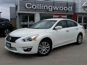 2014 Nissan Altima S 2014 Nissan Altima 2 5 S Collingwood Ontario Used Car