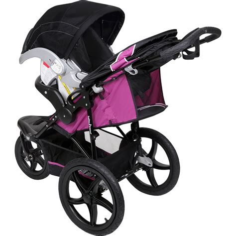 lightweight reclining stroller jogging stroller 3 wheel all terrain lightweight reclining