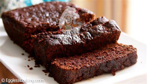 whole grain chocolate zucchini bread chocolate zucchini bread recipe eggless cooking