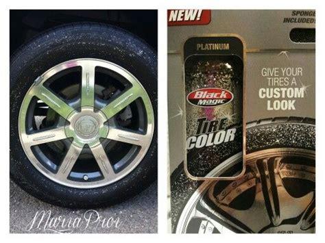 tire color black magic tire color chrome steel car car