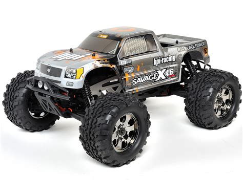 rc nitro monster trucks nitro powered rc monster trucks hobbytown