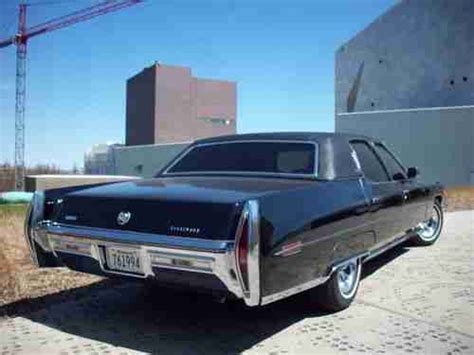 1972 cadillac fleetwood brougham buy used 1972 cadillac fleetwood brougham sixty special in