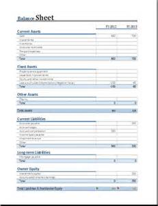 year end balance sheet template 17 best ideas about balance sheet on
