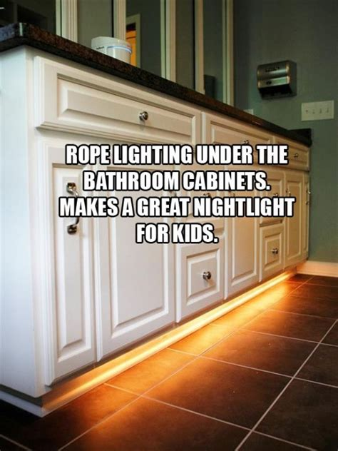 cabinet rope lighting 17 best ideas about cabinet lighting on
