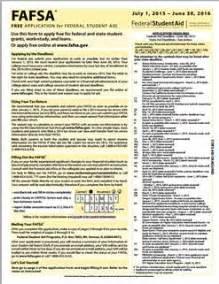 printable version of fafsa application forms publications texas a m university corpus christi