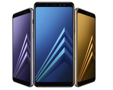 Samsung A1 A8 weekly roundup samsung galaxy a8 2018 and a8 2018 honor 9 lite xiaomi mi a1 special edition