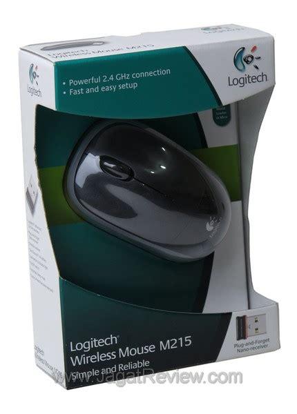 Mouse Logitech Kecil logitech wireless mouse m215 kecil dan praktis untuk di