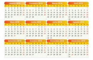 Calendario 2018 Png Calend 225 2018 Pt Br Cdr Ai Pdf Png E Psd Calend 225 Rios