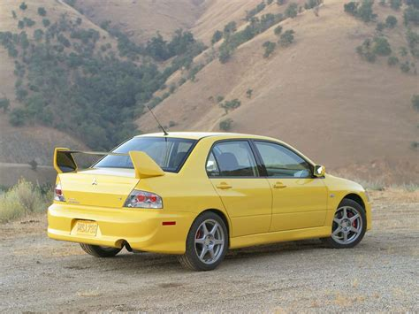 2003 Mitsubishi Lancer Evolution Viii Review Supercars Net