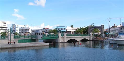 bridgetown swing chamberlain bridge wikipedia