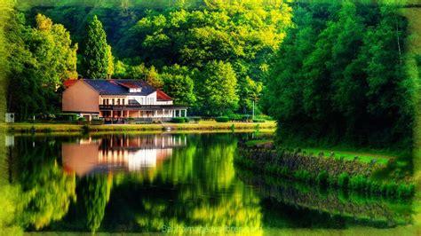 imagenes verdes hermosas fotos de paisajes naturales ecolog a verde bellas