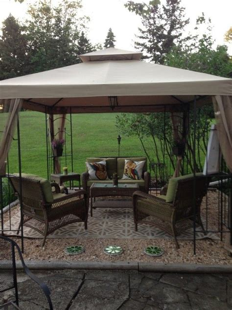 Small Gazebos For Patios Best 25 Small Gazebo Ideas On Small Pergola Patio Ideas With Pergola And Outdoor