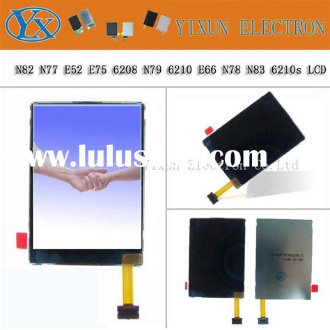 Lcd Nokia N82 N77 E66 n82 lcd for nokia n82 lcd for nokia manufacturers in lulusoso page 1