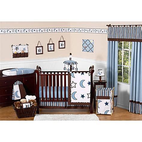 Sweet Jojo Designs Starry Night 11 Piece Crib Bedding Set Starry Crib Bedding Set