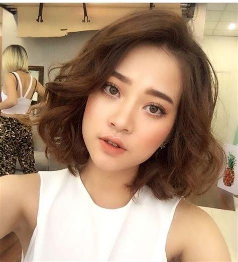 chinese girls haircut and perm videos 25 ไอเด ยทรงผม บ อบด ดลอน สร างล คเปร ยวหวานอย างลงต ว