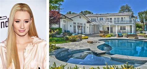 iggy azalea house iggy azalea buys house from selena gomez inside iggy azalea s new mansion