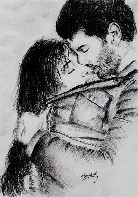 Aashiqui 2 Sketches by Aashiqui 2 Pencil Drawing Quotes
