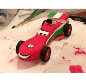 Cars 2 Drew Pinewood Derby Car Francesco From P
