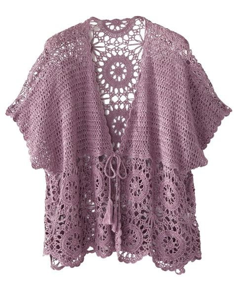 Reza Dress Cardi 112 best boleros crochet images on crochet
