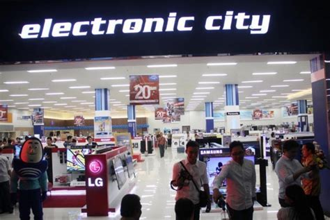 Electronic City Toko Elektronik electronic city buka dua toko di cirebon republika