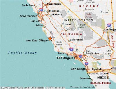 california map hearst castle marinduque my island tropical paradise san luis obispo