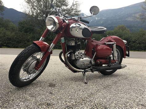 Motorrad Oldtimer Bilder by Puch 250 Sgs 1954 F 252 R 10 999 Eur Kaufen