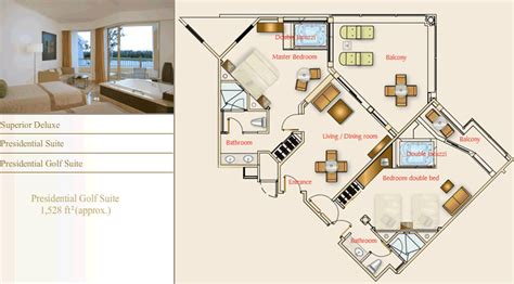 moon palace presidential suite floor plan moon palace layout gallery