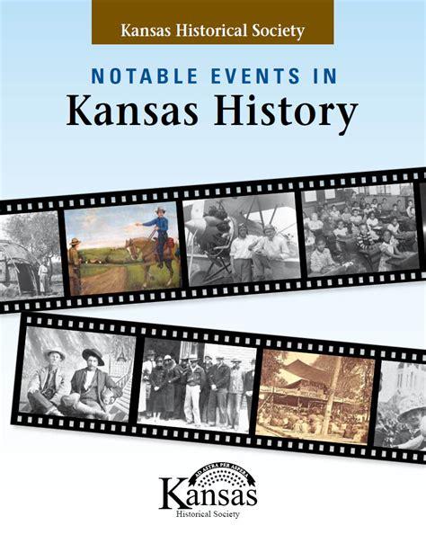Kansas Records Genealogy Notable Events In Kansas History Kansapedia Kansas