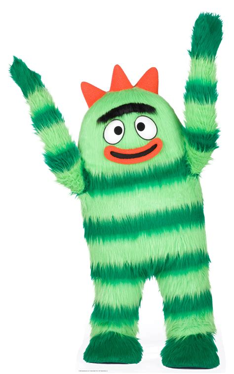 brobee yo gabba gabba yo gabba gabba s brobee to appear in wonderful pistachios