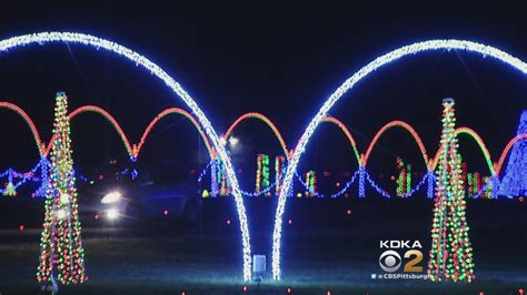 best lights shows in pittsburgh 171 cbs pittsburgh