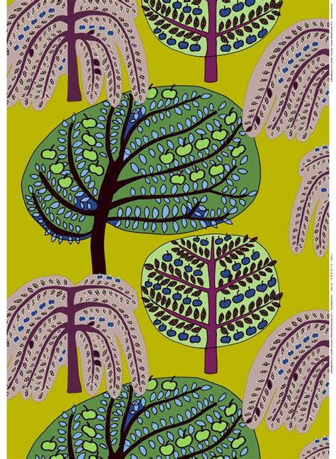 Leaves From Marimekko by 17 Best Images About Pattern And Design Leaves Trees On