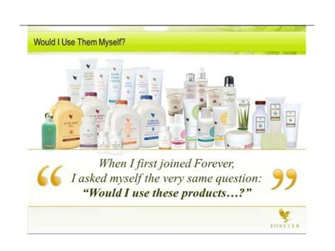 Forever Living Products Business Opportunity presentation