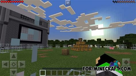 hunger games mod in minecraft pe epic hunger games map for minecraft pe 0 16