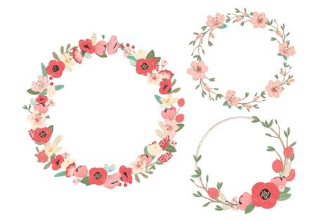 floral clip coral clipart floral pencil and in color coral clipart
